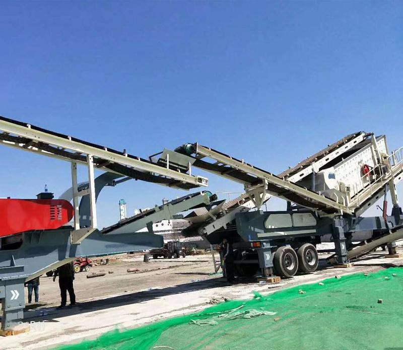 湖北恒力破碎机好品牌 降低了物料搬运成本 可以直接进行运用