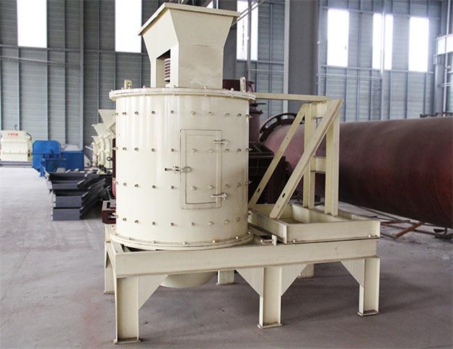 为了建筑垃圾而生 恒力机械制砂机 甘肃知名品牌