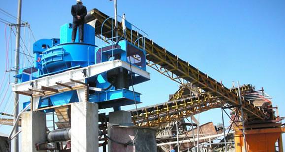 漯河选择恒力机械智能移动制砂机 成为了行业的旺需为工业做出了巨大的贡献