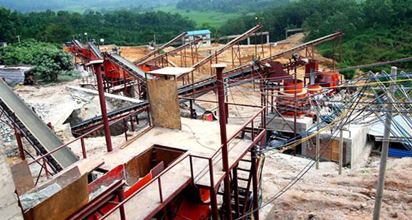 恒力机械制砂机 杭州市场火变废为宝意义重大